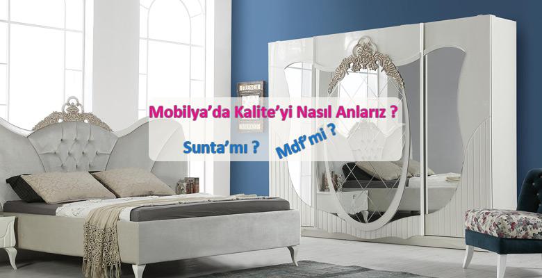 Mobilya'da Kalite