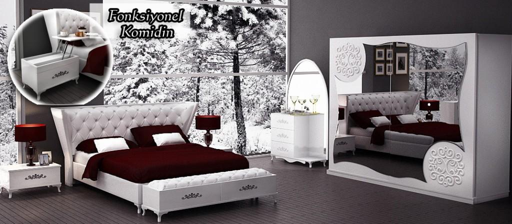 Yuvam Yatak odası Takımı