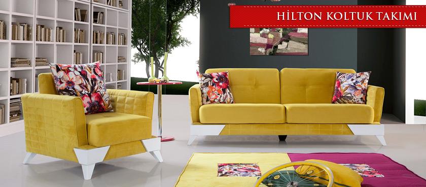 Hilton Koltuk Takımı