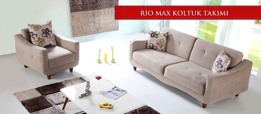 Rio Max Yataklı Koltuk Takımı