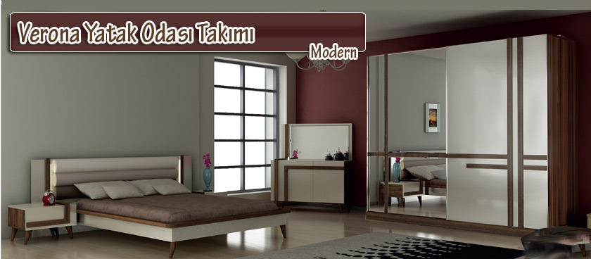 Verona Yatak Odası Takımı