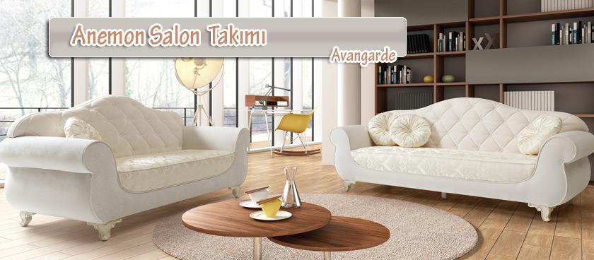 Anemon Salon Takımı
