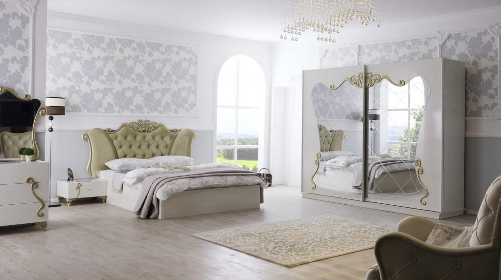 Lady Yatak Odası Takımı