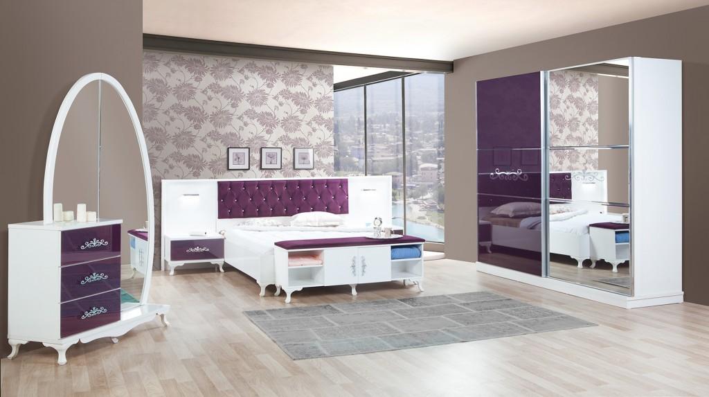 melissa yatak odası takımı