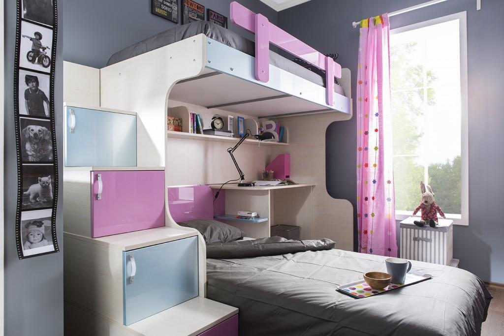 Dublex Genç Odası Ranza Set